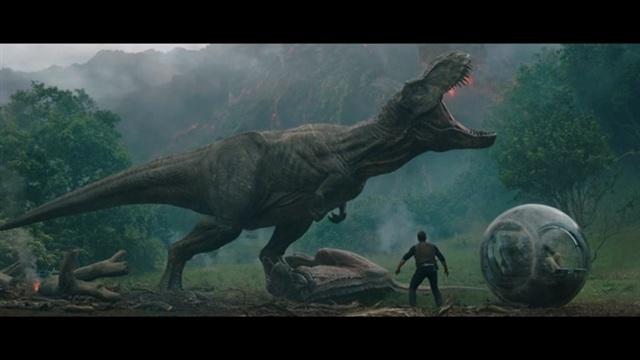 Viihdeuutiset, Jurassic World: Kaatunut valtakunta -traileri
