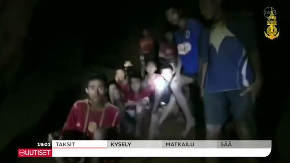 Kokenut suomalaissukeltaja  Thaimaan pelastusoperaatio ... aaf6036473