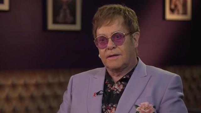 Viihdeuutiset, Elton John muistelee Dianaa