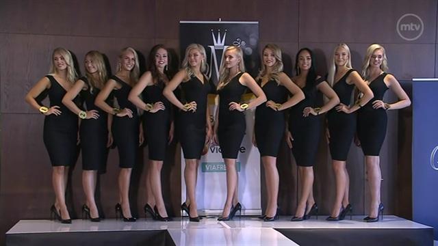 Viihdeklipit, Miss Suomi 2018-finalistit julkistetaan!