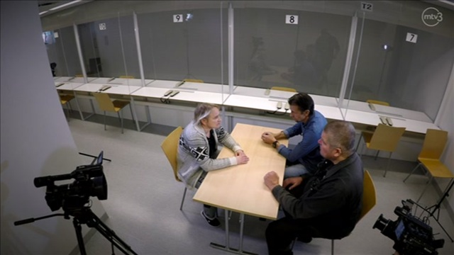 5. Rikollispomon lesken Satu Anderssonin haastattelu