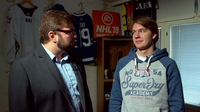 30. NHL-pelin maailmanmestari Erik Tammenpää