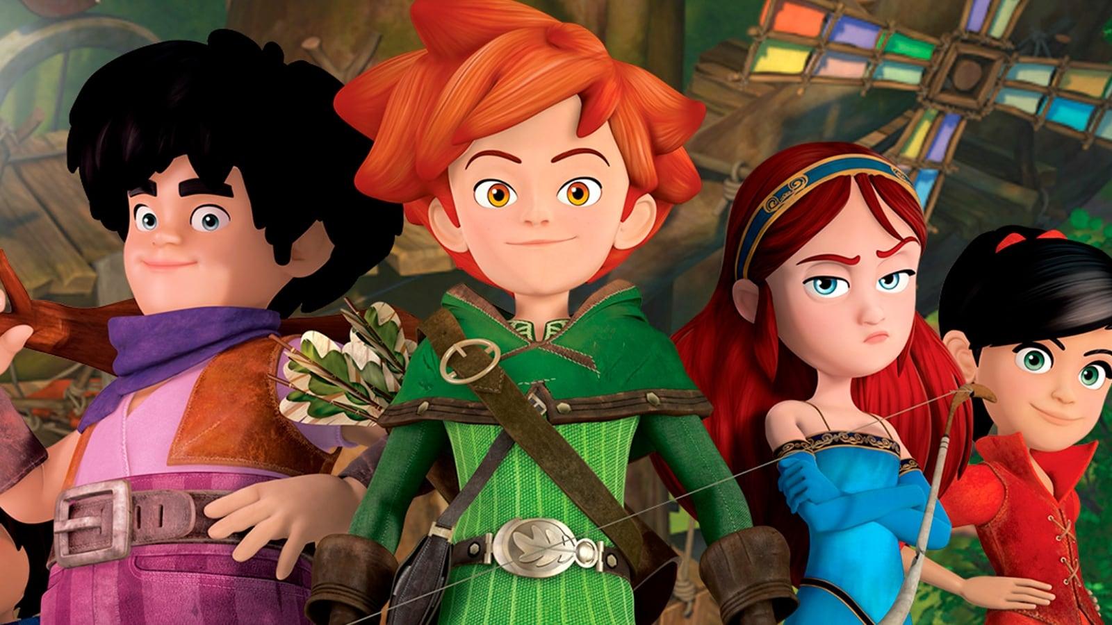 Nuori Robin Hood