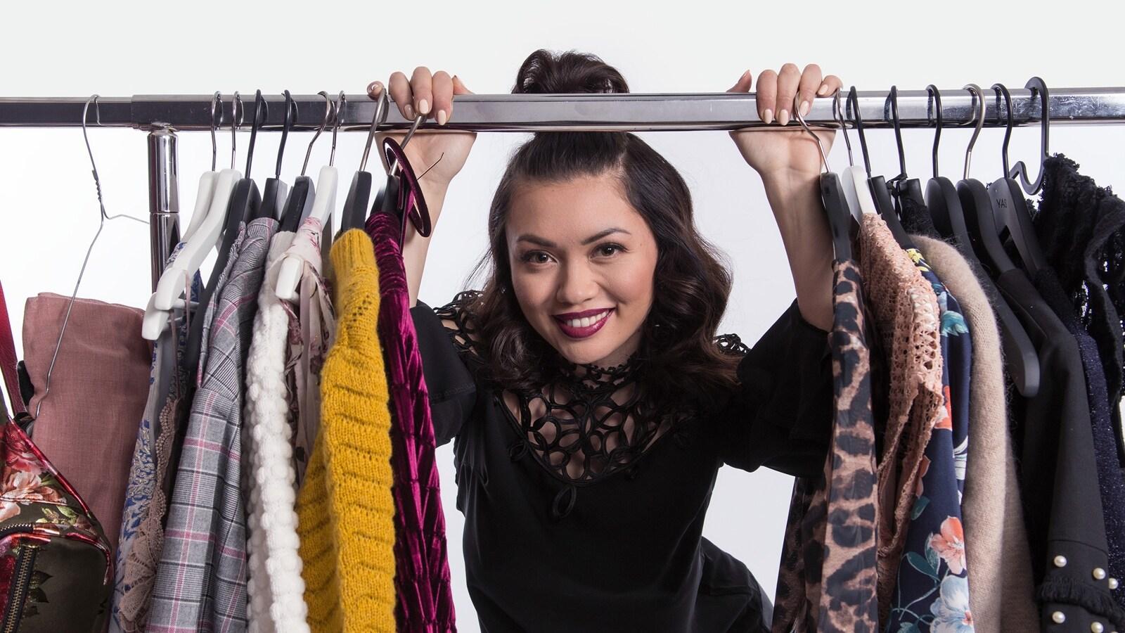 Viettele vaatteilla
